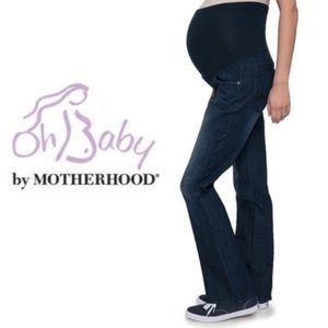 Maternity Jeans by Motherhood. Size Medium